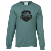 View Image 1 of 3 of Champion Garment-Dyed LS T-Shirt