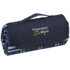 View Image 1 of 8 of Roll-Up Picnic Blanket