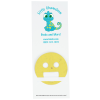 View the Plant-A-Shape Flower Seed Bookmark - Smile