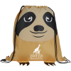 View Image 1 of 2 of Paws and Claws Sportpack - Sloth