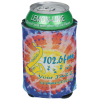 View Image 1 of 3 of Koozie® Chill Collapsible Can Kooler - Tie-Dye Sun
