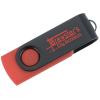 View Image 1 of 5 of Swivel USB-C Drive - Black - 8GB