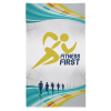 View Image 1 of 2 of Full Color Plush Oversized Fitness Towel
