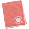 View Image 1 of 3 of Heather Quick Dry Sport Towel