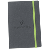 View Image 1 of 4 of Recycled Bonded Leather Notebook