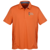 View Image 1 of 3 of Piedmont Performance Contrast Polo - Men's