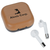 View Image 1 of 6 of Elevate True Wireless Ear Buds with Charging Case