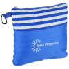 View Image 1 of 7 of Portable Beach Blanket and Pillow