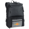 View Image 1 of 5 of Ridge Line Pocket Backpack Combo Cooler
