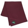"""View Image 1 of 3 of Core Fleece Sweatshirt Blanket - 50"""" x 60"""""""