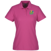 View Image 1 of 3 of Smart Blend Polo - Ladies'