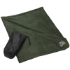 View the Eco Fleece Blanket with Canvas Pouch