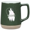 View Image 1 of 2 of Cedar Coffee Mug - 12 oz.