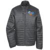 View Image 1 of 5 of Crossland Packable Puffer Jacket - Men's - 24 hr