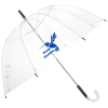 """View Image 1 of 3 of Clear Bubble Umbrella - 48"""" Arc"""