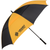 "View Image 1 of 5 of Eagle Vented Golf Umbrella - 62""  Arc"