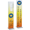 View Image 1 of 5 of Impress Sanitizer Stand