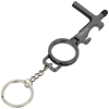 View Image 1 of 6 of Traveler Touchless Keychain with Phone Stand