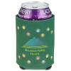 View Image 1 of 4 of Koozie® Holiday Can Kooler - Merry & Bright