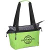 View Image 1 of 4 of Koozie Campfire Cooler Tote