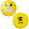 View Image 1 of 2 of Face Mask Emoji Stress Reliever