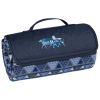 View Image 1 of 5 of Roll-Up Picnic Blanket - Canyon