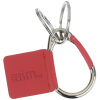 View Image 1 of 4 of Liam Double Ring Keychain
