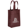 View Image 1 of 4 of Two Bottle Bag