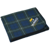 View Image 1 of 3 of Aberdeen Fleece Blanket - Embroidered