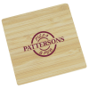 View Image 1 of 3 of Bamboo Coaster