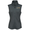View Image 1 of 3 of Interfuse Smooth Face Fleece Vest - Ladies'