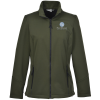 View Image 1 of 3 of Interfuse Tech Soft Shell Jacket - Ladies'