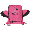 View Image 1 of 2 of Paws and Claws Sportpack - Flamingo