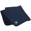 View Image 1 of 4 of Eddie Bauer Quilted Sherpa Blanket