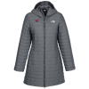 View Image 1 of 4 of The North Face Thermoball Long Jacket - Ladies'