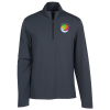 View Image 1 of 3 of Snag Resistant Microterry 1/4-Zip Pullover - Men's