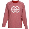 View Image 1 of 3 of Electrify Coolcore Long Sleeve T-Shirt - Men's