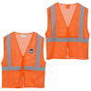 View Image 1 of 3 of Reflective Zippered Vest