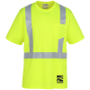 View Image 1 of 4 of Reflective Performance Pocket T-Shirt