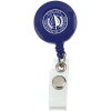 View Image 1 of 3 of Economy Retractable Badge Holder - Opaque