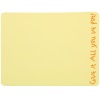 Post-it® Custom Notes - Rounded Rectangle - 25 Sheet