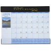 View Image 1 of 2 of Deluxe Scenic Desk Pad