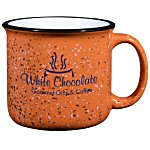 Campfire Ceramic Mug - Colored - 15 oz.
