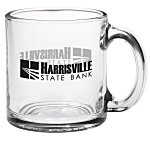 Glass Mug - 13 oz.