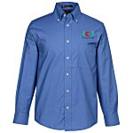 Harriton Oxford with Stain Release Shirt - Men's