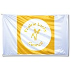 Promotional Nylon Flag - 3' x 5'