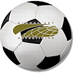 Action Mouse Pad - Soccer Ball