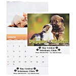 Paws - Puppies & Kittens Calendar - Stapled