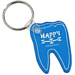 Tooth Soft Key Tag - Translucent