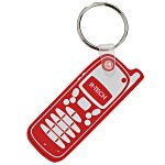 Cell Phone Soft Key Tag - Translucent